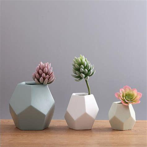 Flower Home Decor Modern With Photo Of Flower Home Plans Aliexpress Buy Modern Minimalist Ceramic Flower Vase Scandinavian Creative Living Room