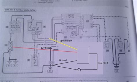 fiat evo wiring diagram drugsinfo info wiring diagram for free styling running light wiring problems led the fiat forum