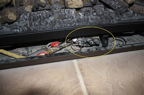 How To Wire A Gas Fireplace by Gas Fireplace Repair Pilot Won T Stay Lit Gas Fireplace Repair
