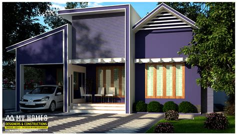 low cost house low cost house in kerala with plan photos additionally