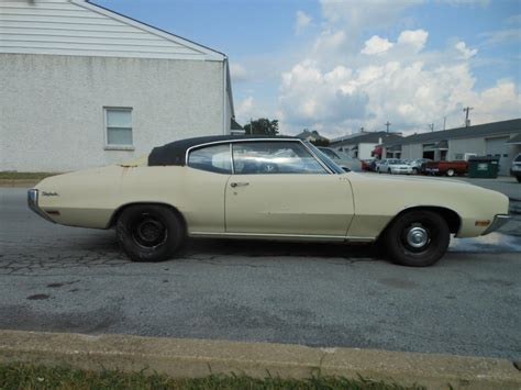 1970 buick skylark ls project for sale