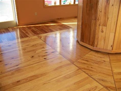 Acrylic Resin Flooring by Levelling An Old Wood Floor