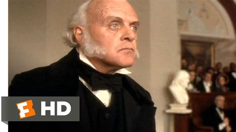 anthony hopkins john quincy adams amistad 7 8 movie clip the declaration of independence