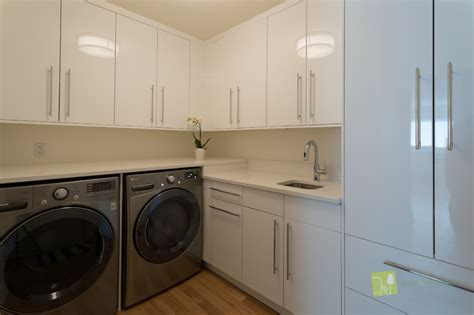 Cabinets For Laundry Room Ikea Ikea Laundry Room Modern Laundry Room Calgary By Cat Hackman