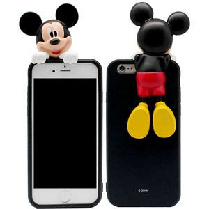 Iphone 6 6s 3d Mickey Minnie Casing Armor Be Murah genuine disney jelly iphone 6 6s iphone 6 6s plus mickey