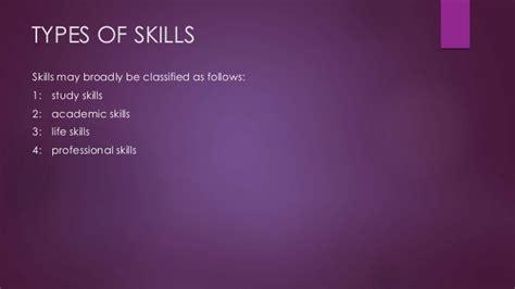 study skills slides