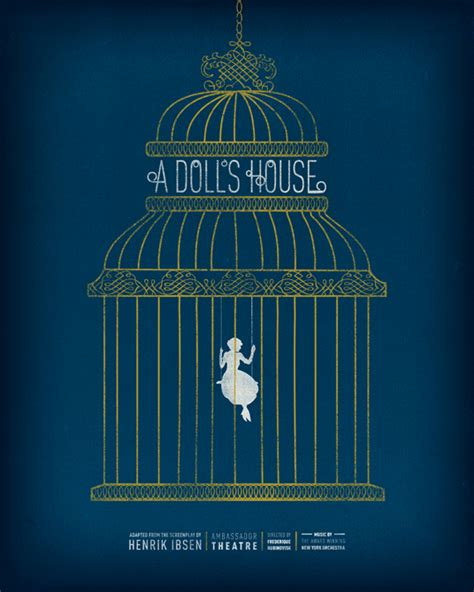 who wrote a doll house a doll s house