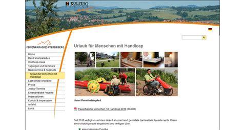 Re Rollstuhl Terrasse by Barrierefreie Betriebe Archive Seite 33 56