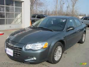2006 Chrysler Sebring Touring 2006 Chrysler Sebring Touring Sedan In Magnesium Pearl