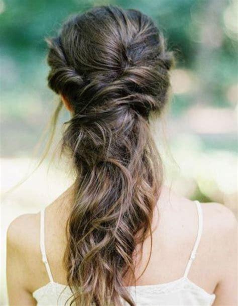 Coiffure Cheveux by Coiffure Romantique Cheveux Longs 27 Coiffures