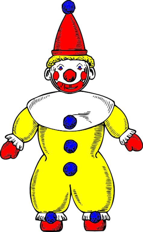 clown clipart clown clip at clker vector clip