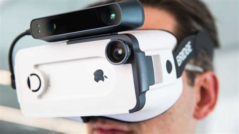 iphone vr apple iphone exclusive vr headset bridge coming soon inferse