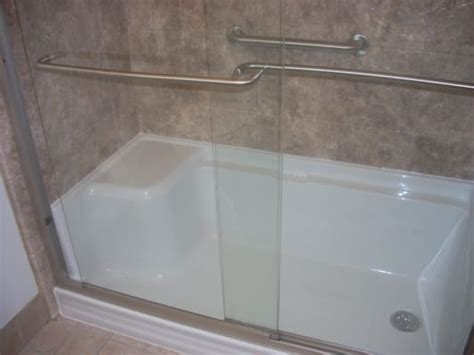 Shower Bases With Seat by Shower Base With Seat By All Bath Concepts Yelp