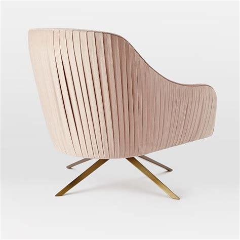 Roar Rabbit Swivel Chair West Elm S E A T I N G West Elm Swivel Chair