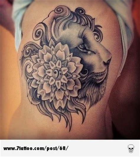 Queen Lion Tattoo | queen of lion tattoo 7tattoo interesting pinterest