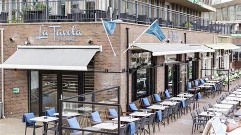 la tavola ristorante la tavola ristorante in den haag menu openingstijden