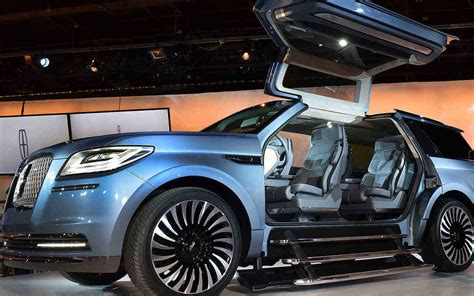 Lincoln Navigator 2018 Release Date by 2018 Lincoln Navigator Concept Price Release Date
