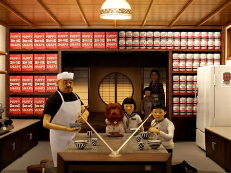 wes isle of dogs designing wes s isle of dogs
