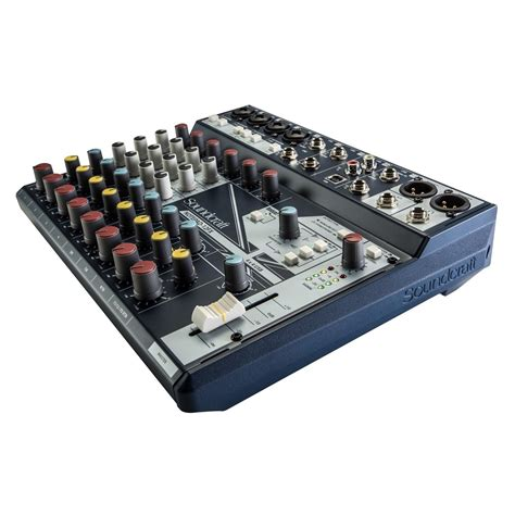 Mixer Fx Usb soundcraft notepad 12 fx analog usb mixer at gear4music