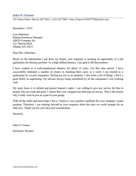 cover letter part time 8 part time job cover letter templates