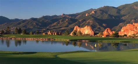 Garden Of The Gods Country Club by Garden Of The Gods Club Resort Colorado Springs Roadtrippers