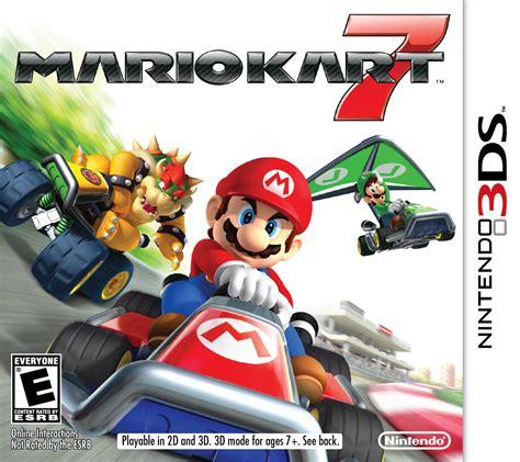 Kaset 3ds Mario Kart 7 Mario Kart 7 Nintendo 3ds Ign