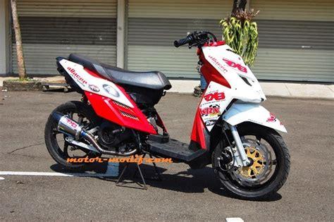 Adaptor Stang X Ride modifikasi motor yamaha vixion mio jupiter terbaru 2012