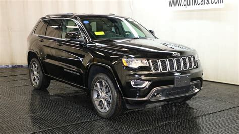 new 2018 jeep grand sterling edition sport