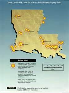 nuclear war fallout shelter survival info for louisiana