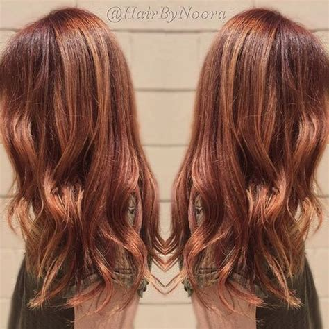 highlights tgar matches a medium auburn 60 auburn hair colors to emphasize your individuality
