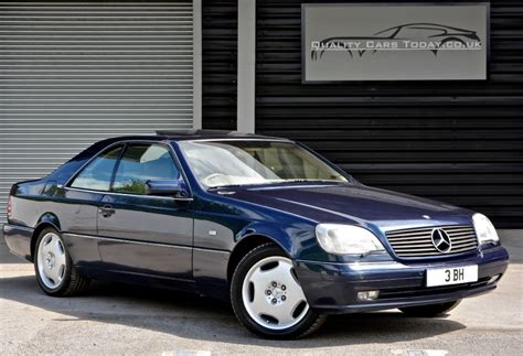 mercedes cl600 coupe usedmercedes cl class cl600 6 0 v12 coupe for sale in