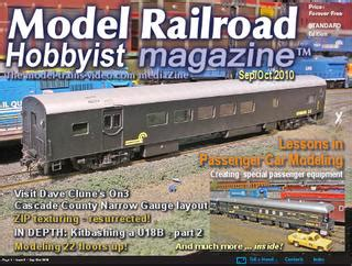 R C Mobil Rock 6146l M mrh sep oct 2010 issue 9 by model railroad hobbyist