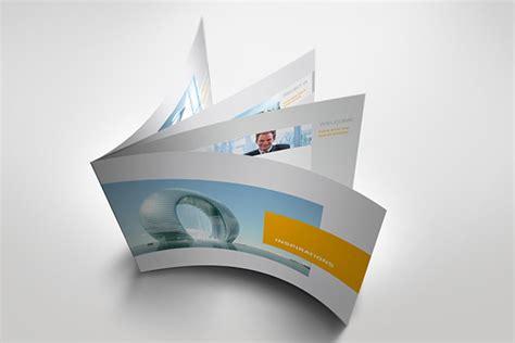 flyer design on behance modern brochure square on behance
