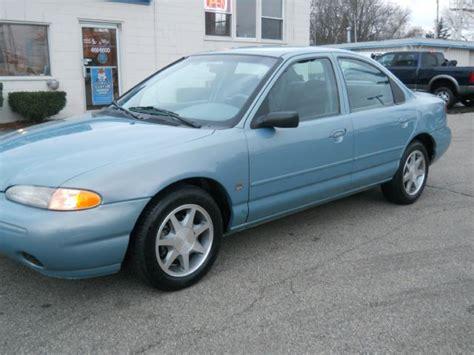 manual cars for sale 1997 ford contour user handbook 1997 ford contour gl details mount clemens mi 48043