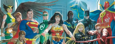 film justice league of america comics history superhero history and analysis