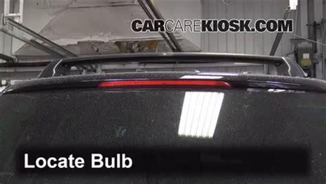 2007 vw beetle brake light bulb third brake light bulb change volkswagen touareg 2004