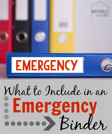 Emergency Preparedness Giveaways - emergency binder what to include honeyville giveaway