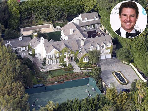 tom cruise house tom cruise moving to florida after selling beverly hills
