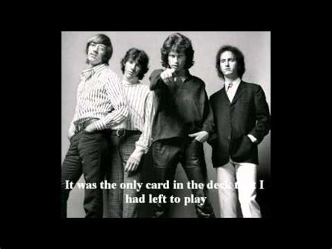 The Doors Hyacinth House by The Doors Hyacinth House Lyrics