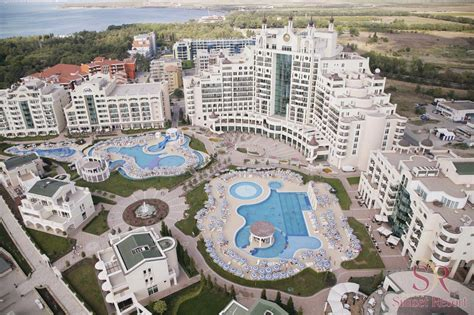 Floor Plan Studio Type by Sunset Resort Pomorie Bulgaria