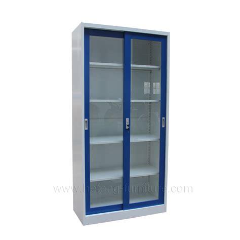 Lemari Arsip Besi Pintu Geser Kaca lemari arsip besi pintu geser kaca hefeng furniture