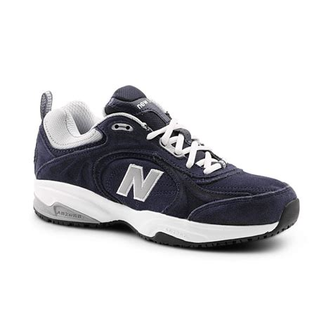 slip resistant athletic shoes new new balance suregrip womens slip resistant 623 navy