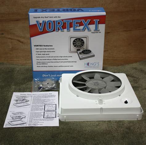 rv roof vent fan upgrade rv accessories heng s vortex i 90043 cr roof vent upgrade
