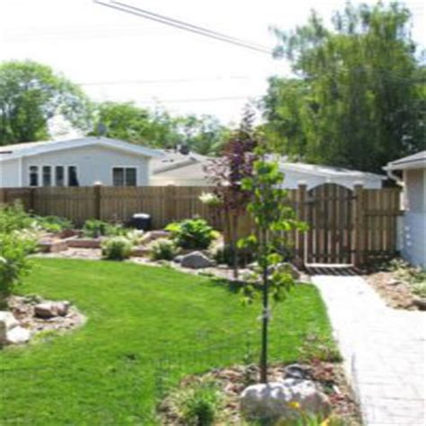renovate backyard 10 ways to save on backyard renovations mainstreet