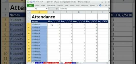 Attendance Sheet Template Excel by Attendance Sheet In Excel 2015 New Calendar Template Site