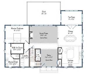 Barn Floor Plan The Cabot Barn House One Foot Print Three Floor Plan Sizes