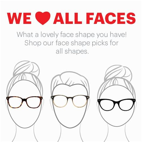 eyeglass frames that match your face shape and coloring 1000 images about glassestip on pinterest