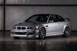 bmw e46 m3 gtr one of the most limited production models