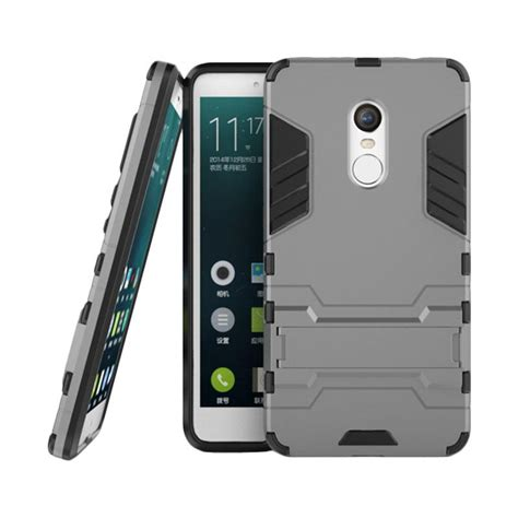 Spigen Iron Robot Xiaomi Redmi Note 4x Hardcase High Quality jual oem transformer robot iron casing for xiaomi redmi note 4x snapdragon grey