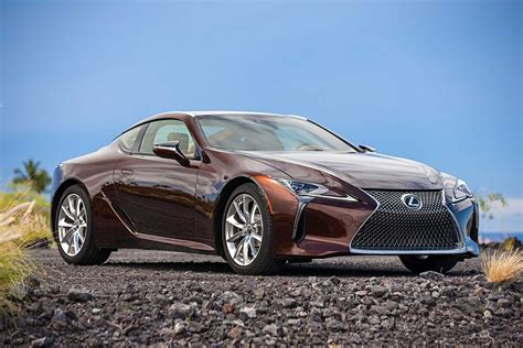 lexus lc500 4 things to consider about the new 2018 lexus lc500